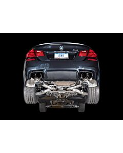 AWE Tuning BMW F10 M5 Touring Edition Axle Back Exhaust