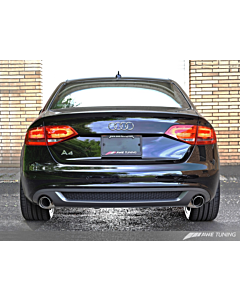 AWE Tuning Touring Edition A4 Exhaust System - Dual Outlet or Quad with Diamond Black Tips
