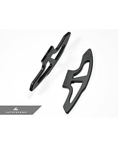 AUTOTECKNIC COMPETITION SHIFT PADDLES - E9X M3 | E70 X5M | E71 X6M M-DCT (Matte Black)