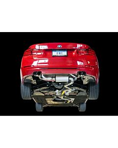 AWE Tuning BMW F3X N20/N26 328i/428i Touring Edition Exhaust, Quad Outlet