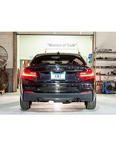 AWE Touring Edition Axle-back Exhaust for BMW F22 M235i / M240i