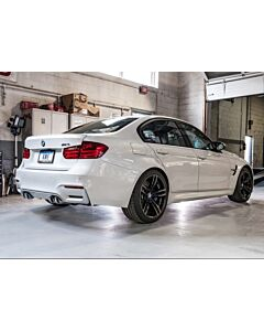 AWE Tuning BMW F8X M3/M4 Non Resonated SwitchPath Exhaust -- Chrome Silver Tips (90mm)
