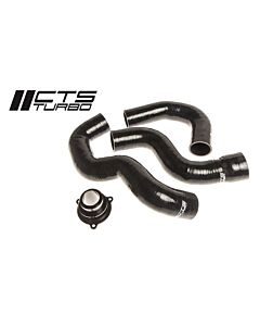 B8 A4/A5 SILICONE INTERCOOLER HOSE KIT