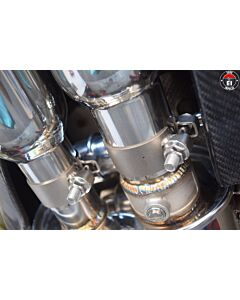 SmartValve Exhaust System for B8 S4/S5 3.0T