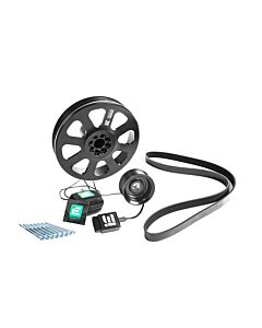 IE Audi S4 & S5 Dual Pulley Power Kit | Fits B8 & B8.5 WITH DSG