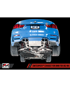 AWE Tuning BMW F8X M3/M4 Track to SwitchPath™ Conversion Kit