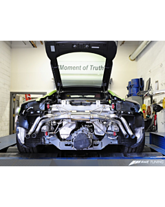 AWE Tuning Audi R8 4.2L Coupe SwitchPath Exhaust