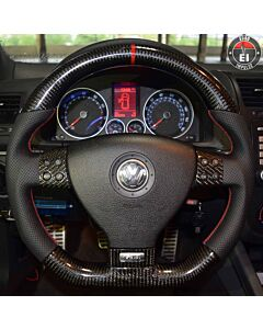 VW GTI/R CARBON STEERING WHEEL - MK5
