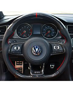 VW GTI/R CARBON STEERING WHEEL - MK7